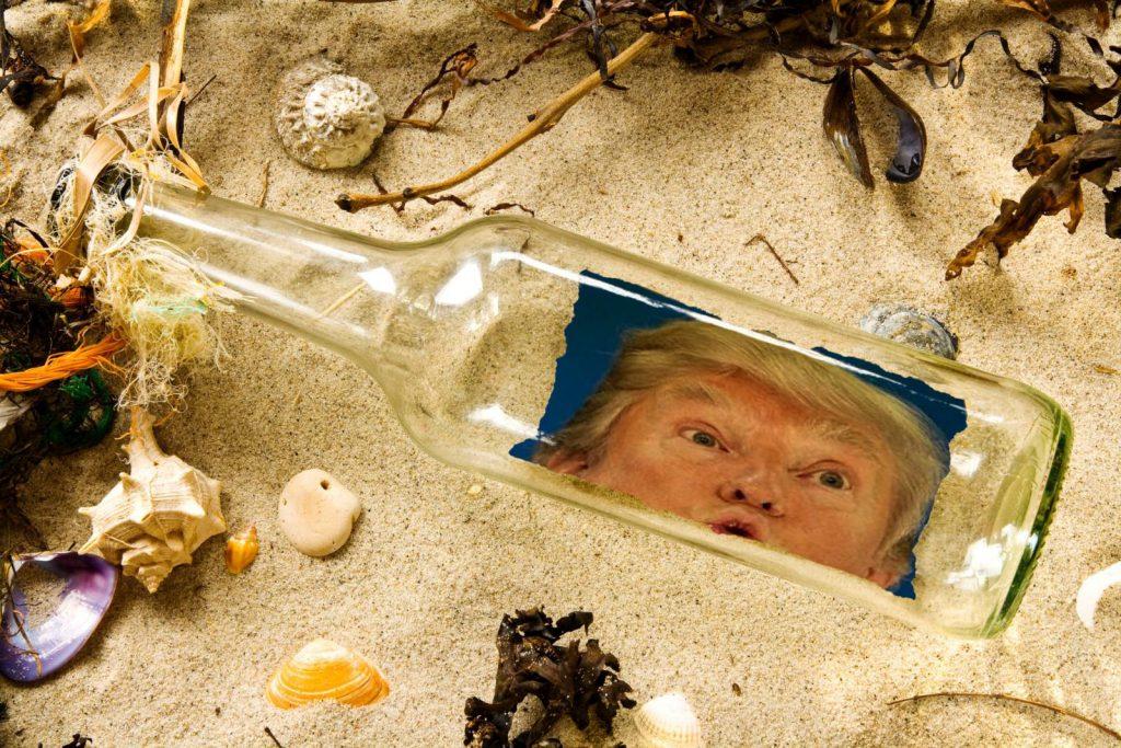 Trump e i venti hawaiani