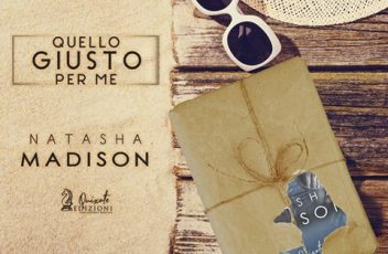Cover Reveal - quello giusto per me - Madison