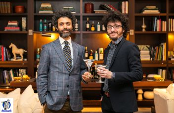 Massimo Gaetano Macri' e Giampiero Francesca