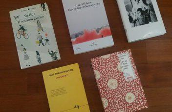 Libri finalisti Premio Bottari Lattes Grinzane 2018 bd