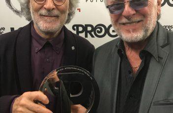 PFM_foto_miglior artista internazionale dell'anno_Prog Music Awards UK