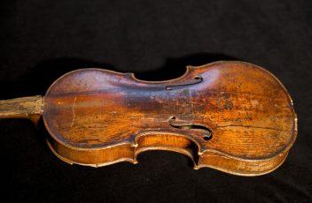 1. Violino Piccolo Storioni Fondazione Bracco autore Aedo