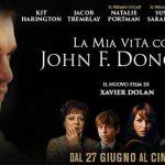 """La passione per la recitazione tra mondi, generazioni e continenti diversi nell'ultimo film di Xavier Dolan """"La mia vita con John F. Donovan""""."""