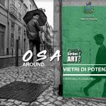 OSA Around – Operazione Street Art invade il centro urbano di Vietri – Antonino Perrotta e il suo nuovo attesissimo murales – Dal 13 al 19 Luglio 2020 – Vietri di Potenza
