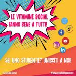 """Vitamine Social: arriva la rubrica sui """"Social Network"""" fatta con gli studenti dell'Università di Bologna"""